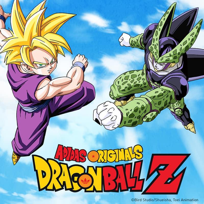 adidas Originals by Dragonball Z 2