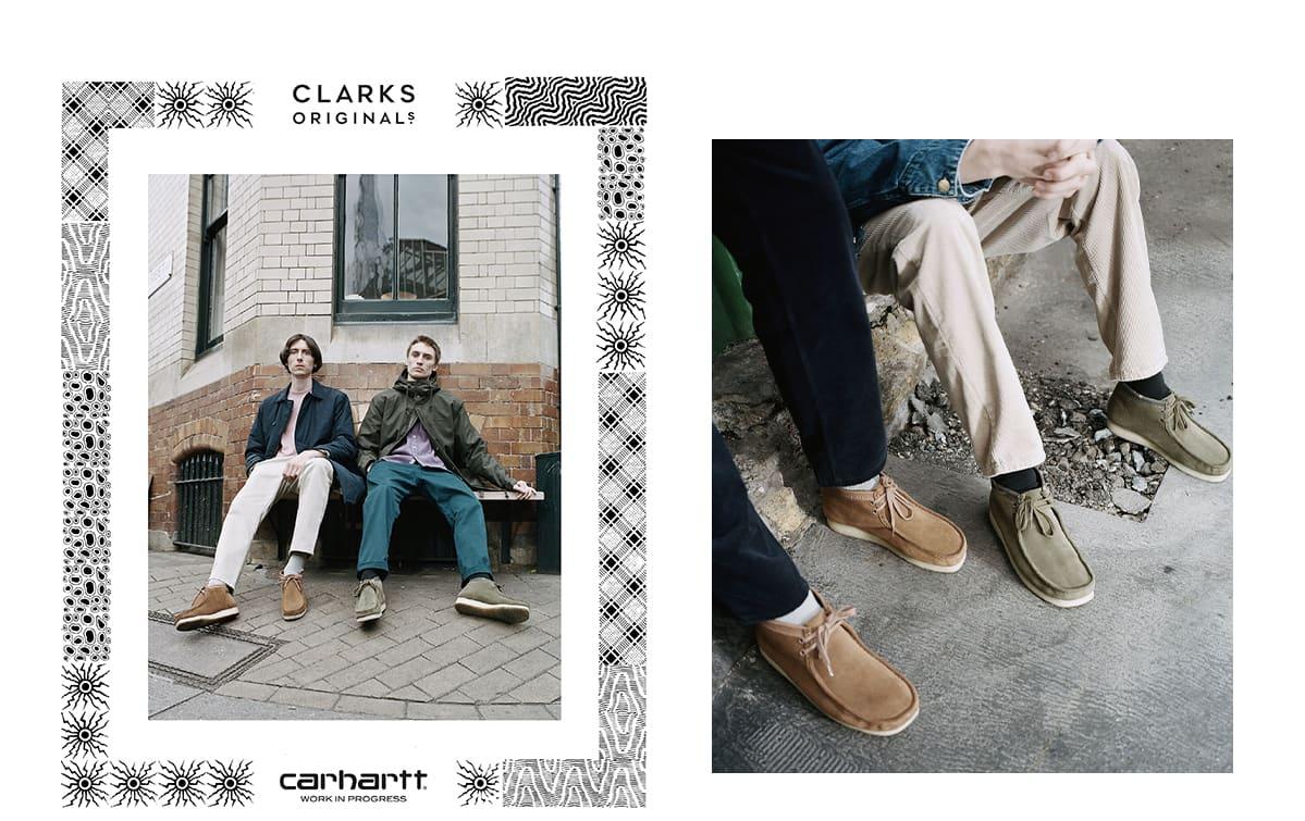 Clarks X Carhartt