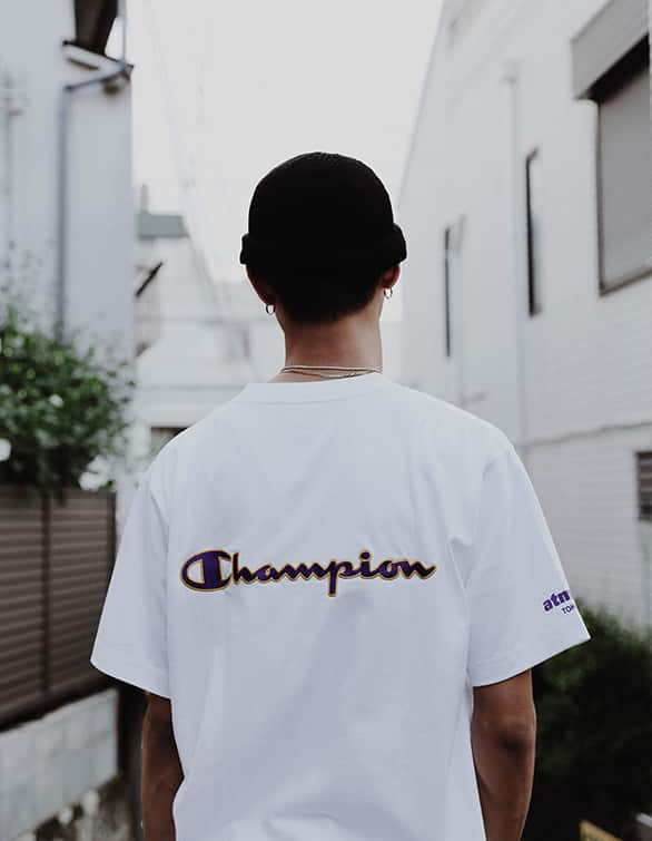 atmos lab x champion