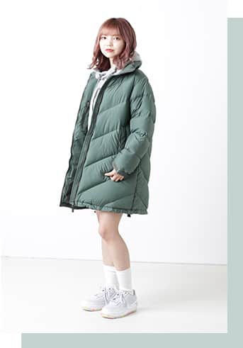 atmos pink Outer Collection vol.2 スタイリング07