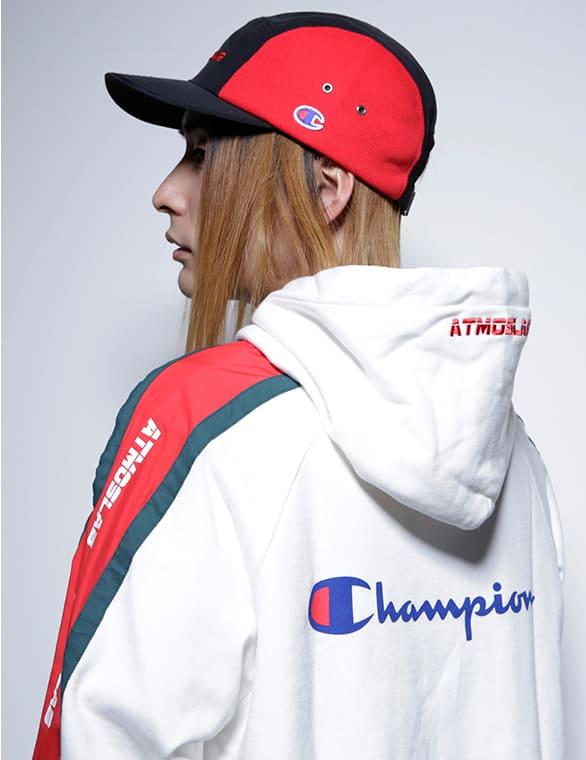 CHAMPION x ATMOS LAB スタイル5