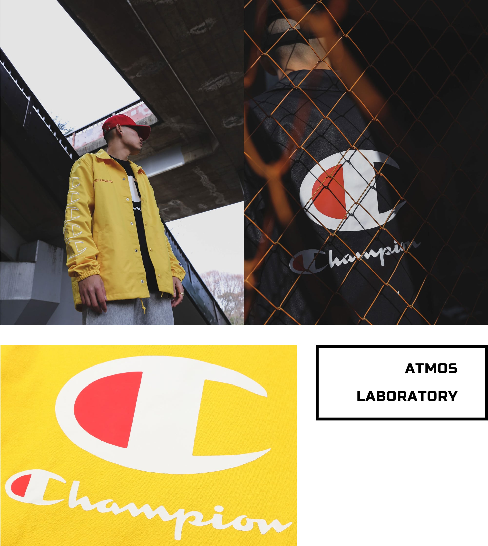 champion x atmos lab SMU