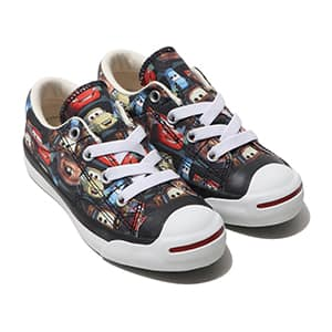 CONVERSE KID'S JACK PURCELL CARS SLIP
