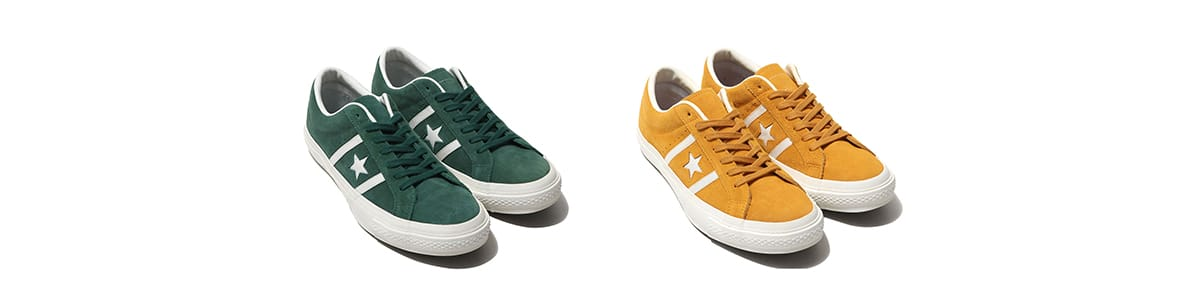 STAR&BARS SUEDE TEAMCOLORS 2