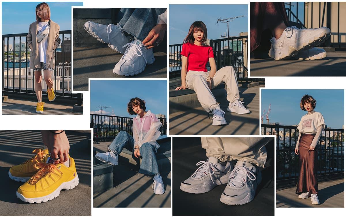 K-SWISS 2019Spring / Summer