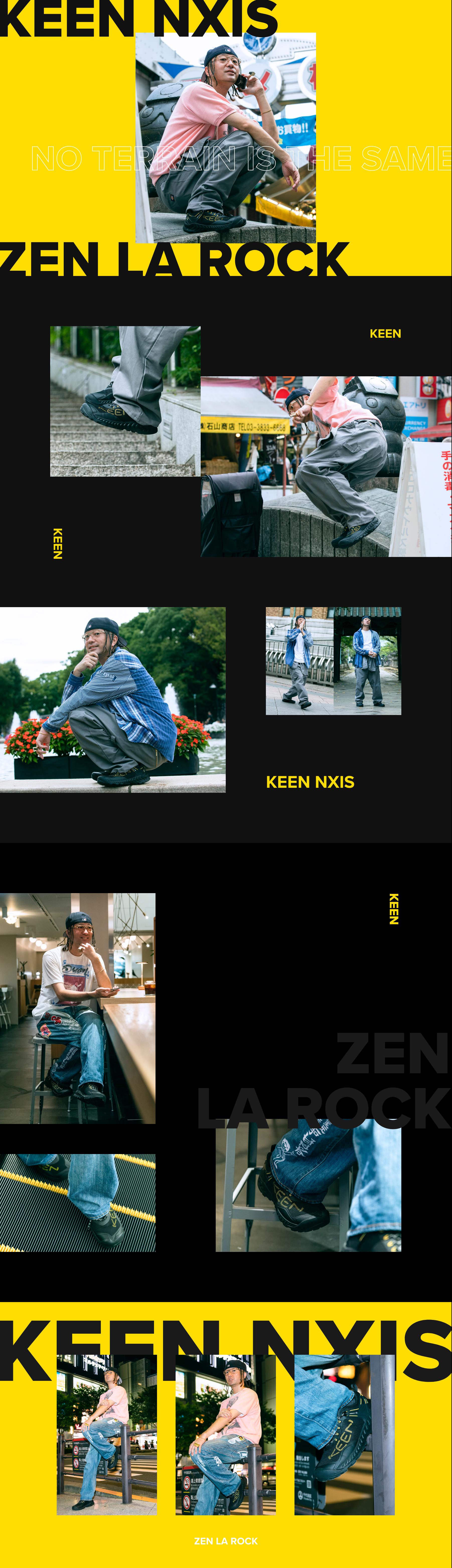 KEEN NXIS