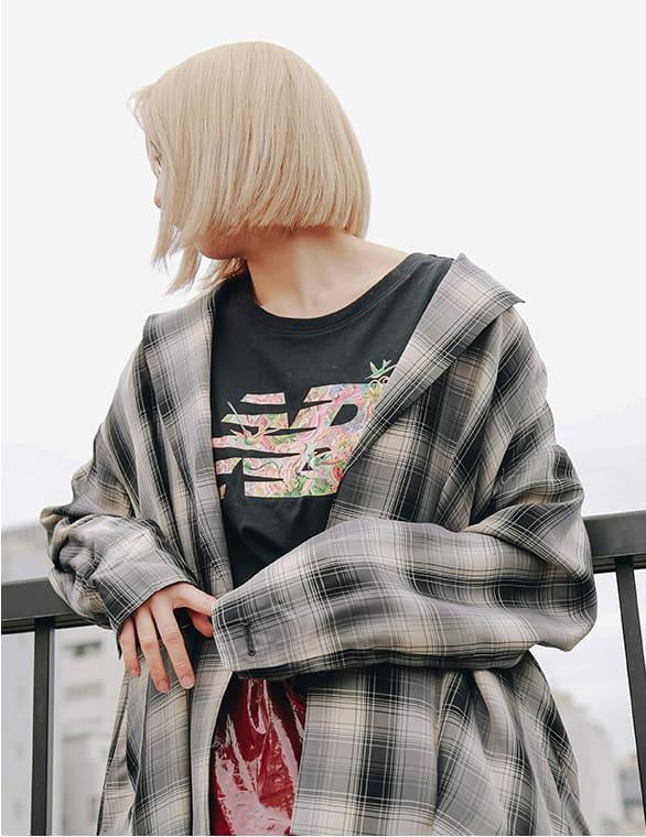 "NEW BALANCE ""Sweet Nectar Pack スタイル1"