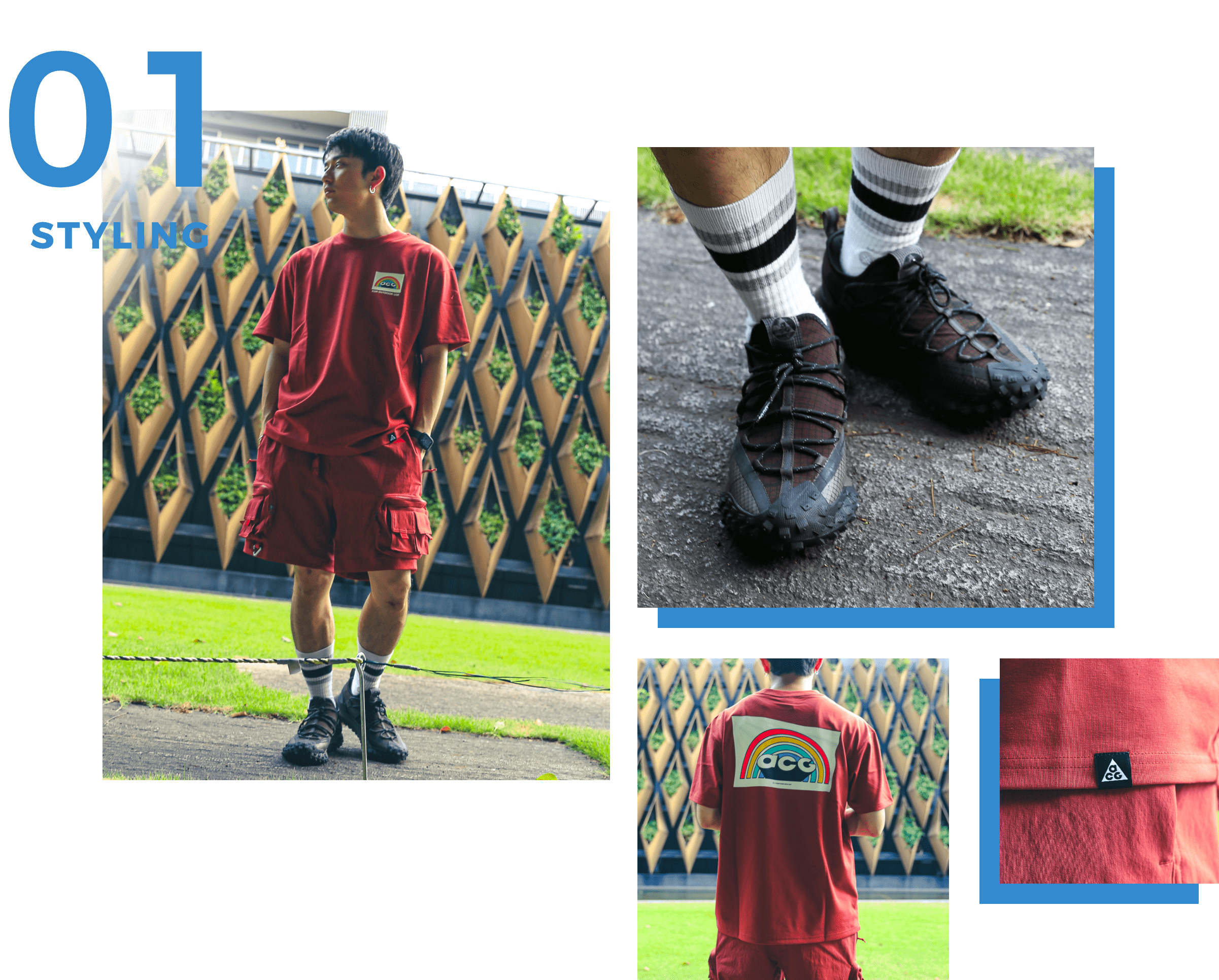 NIKE ACG FALL2021 COLLECTION