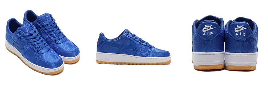 NIKE AIR FORCE 1 PRM / CLOT