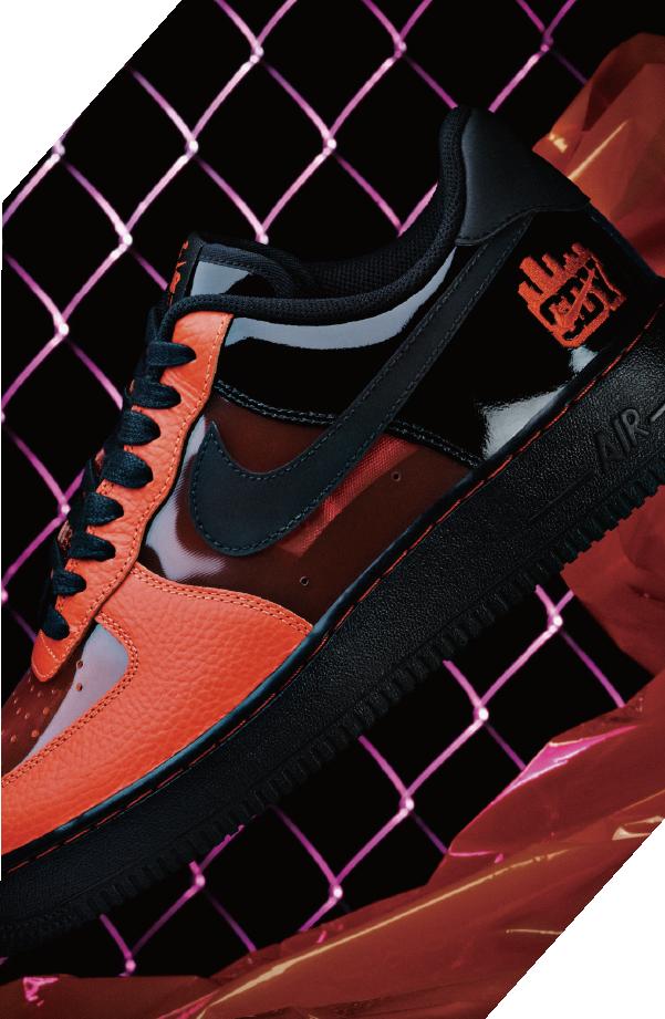 Sneaker: Nike Air Max 1 VNTG – OG White Navy Red