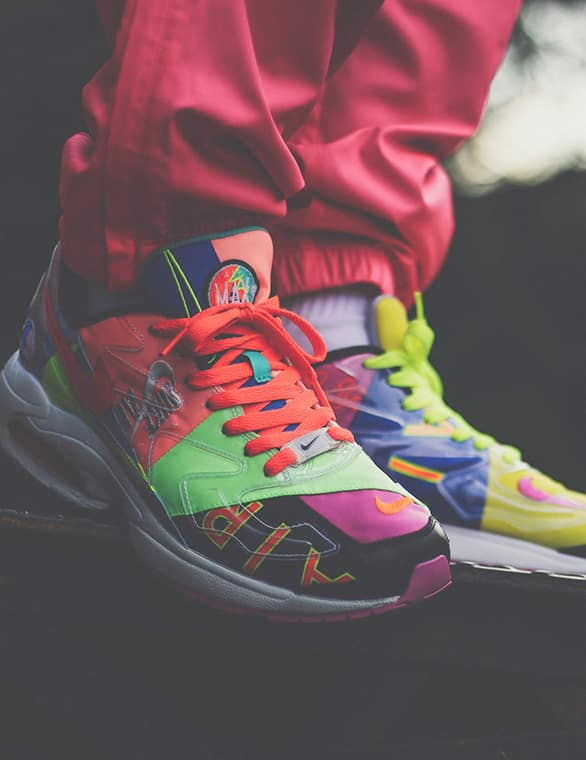AIR MAX2 LIGHT QS