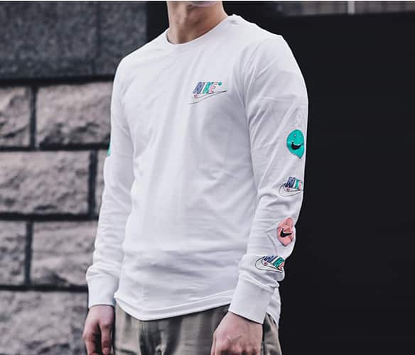 HAVE A NIKE DAY LS TEE 1