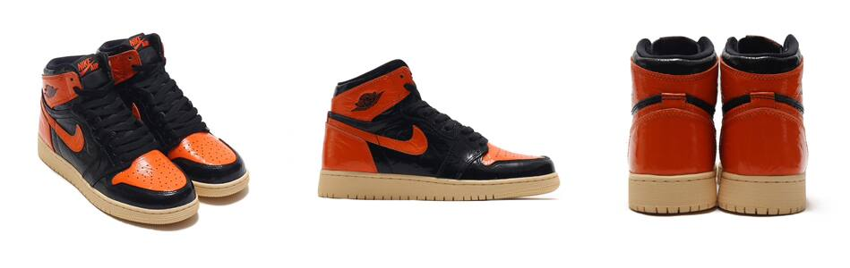 NIKE AIR JORDAN 1 RETRO HI OG / GS
