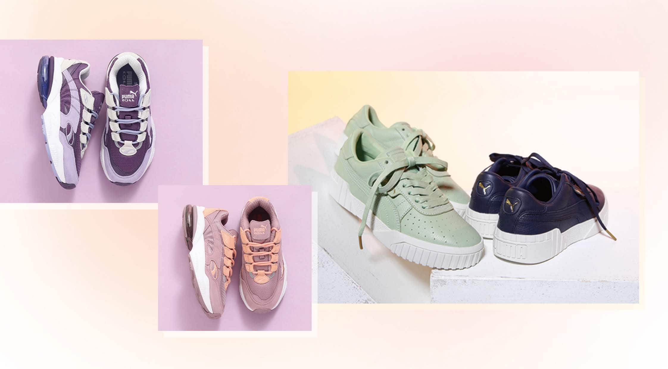 PUMA 2019SS atmos EXCLUSIVE COLLECTION