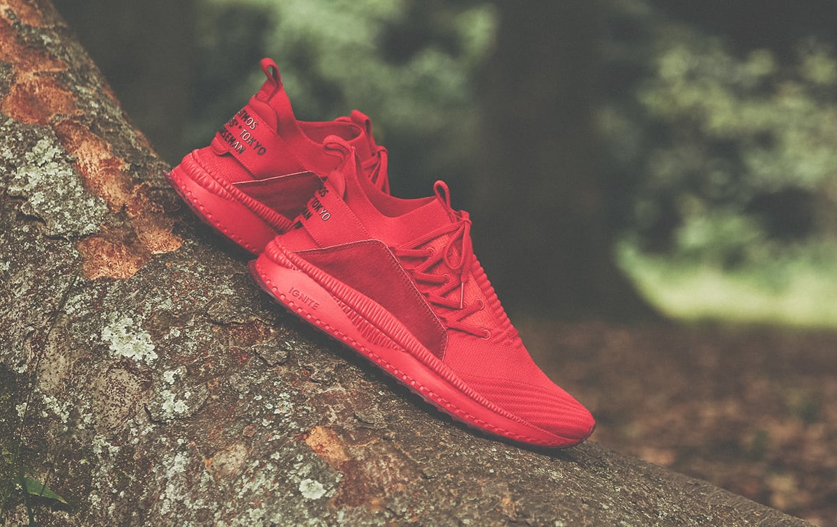 PUMA TSUGI JUN ATMOS RED HORSEMAN