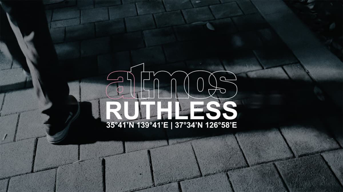 ruthless atmos pink