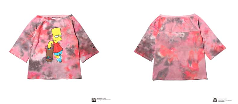 The Simpsons × atmos pink