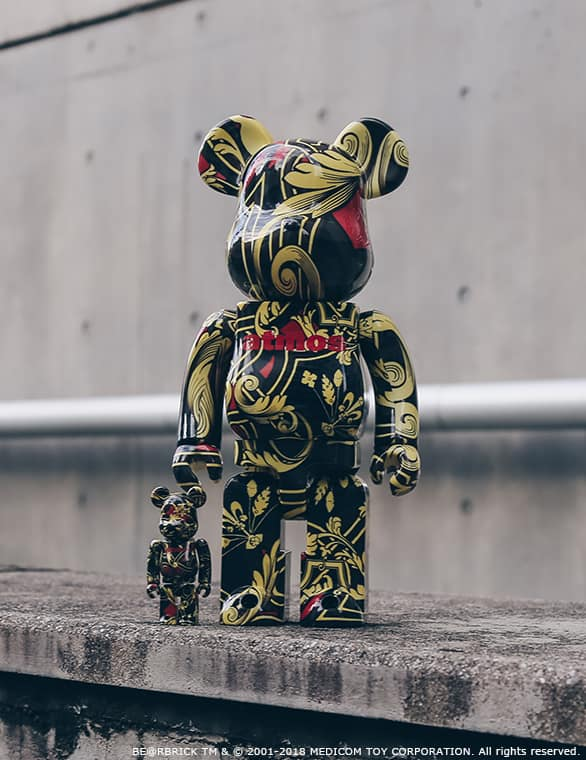 Timberland × atmos スタイリング003