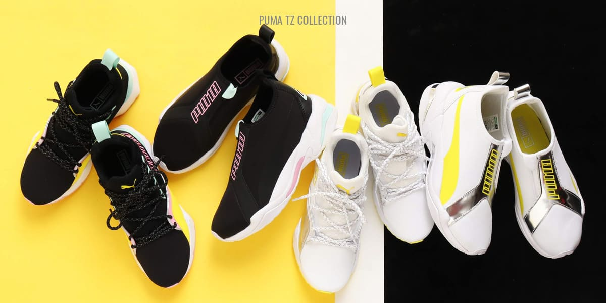 PUMA TZ COLLECTION