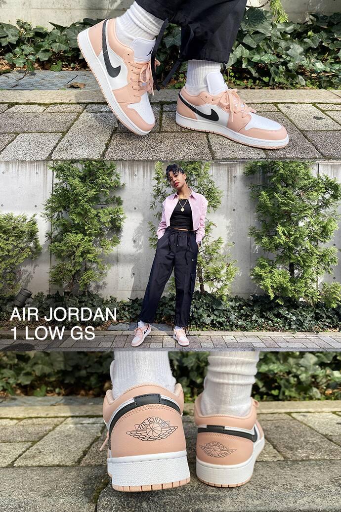 JORDAN BRAND AIR JORDAN 1 LOW GS