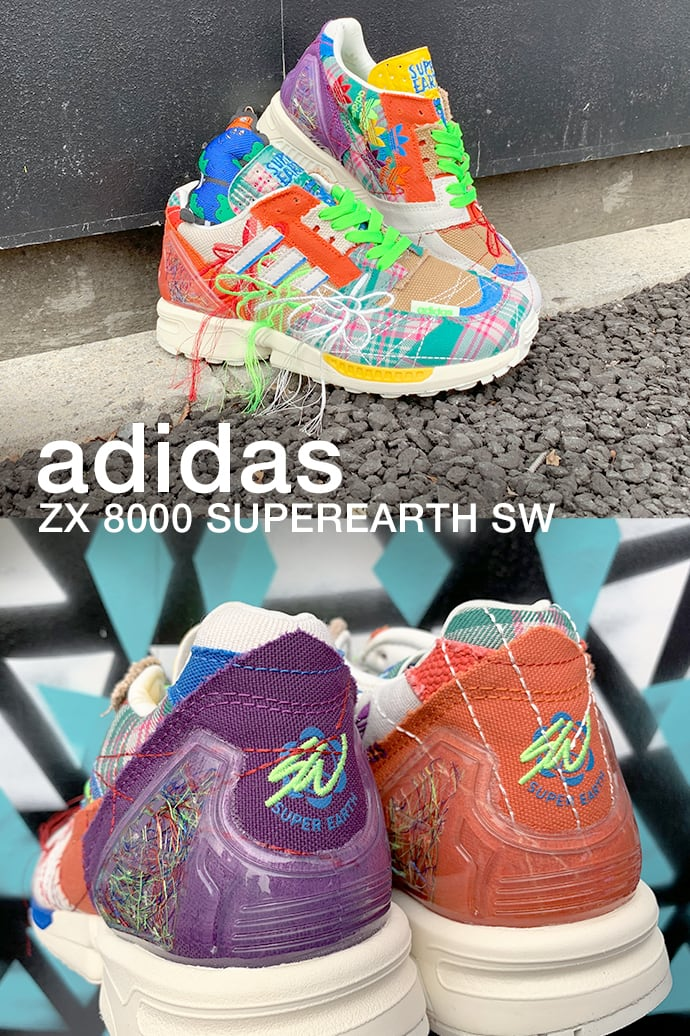 adidas ZX 8000 SUPEREARTH
