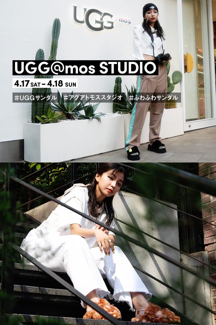 UGG@mos STUDIO
