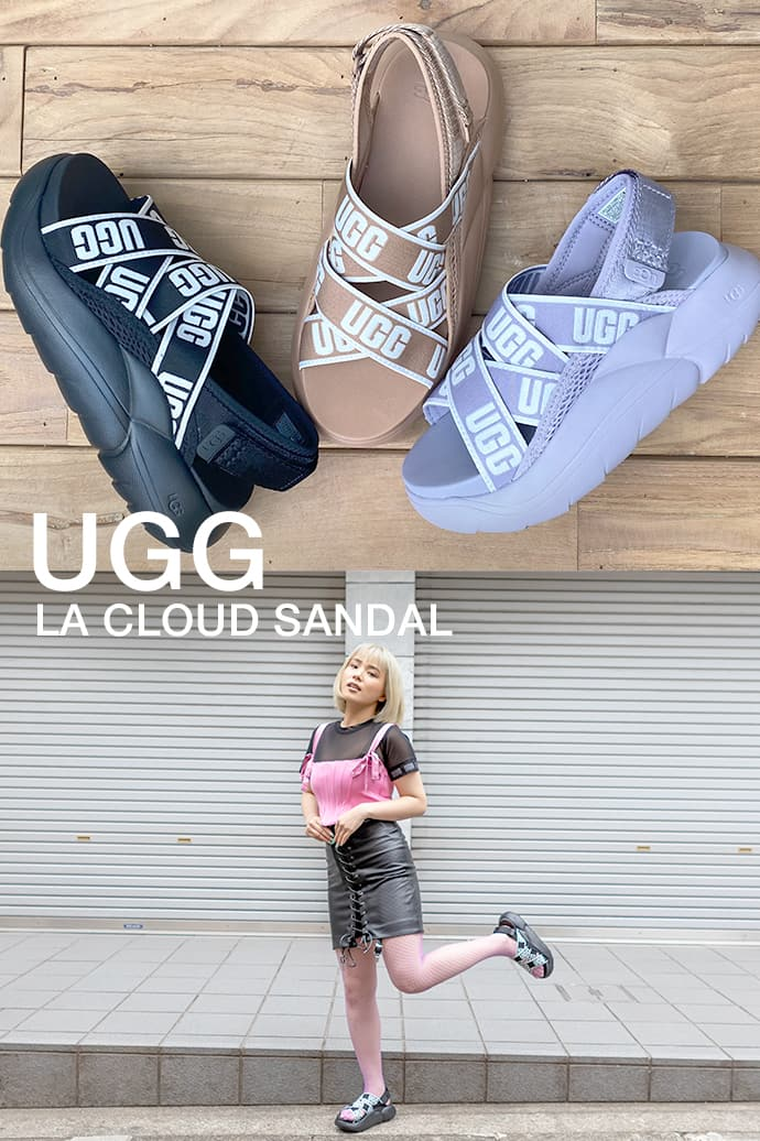 UGG LA Cloud Sandal