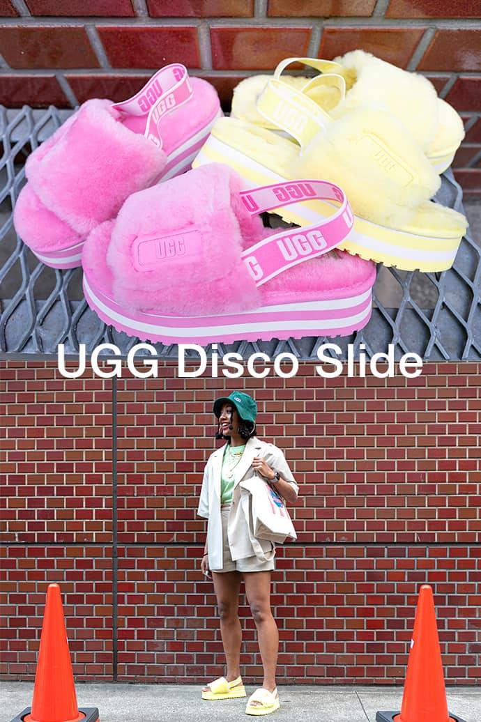 UGG Disco Slide