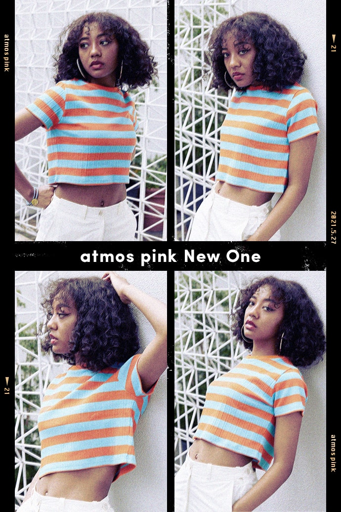 atmos pink NEW IN