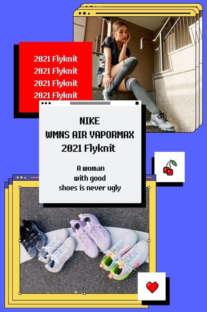 NIKE WMNS AIR VAPORMAX 2021 Flyknit