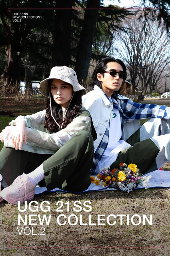 UGG 21SS New Collection Vol.2