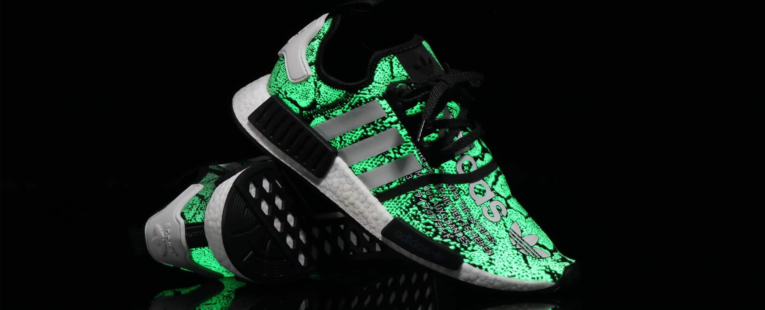 Adidas NMD R1 Atmos G Snk