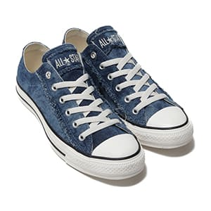 CONVERSE ALL STAR WORNOUT DENIM SLIP OX