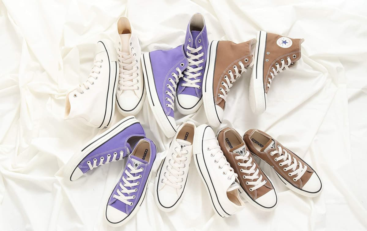 CONVERSE ALL STAR WASHEDCANVAS OX