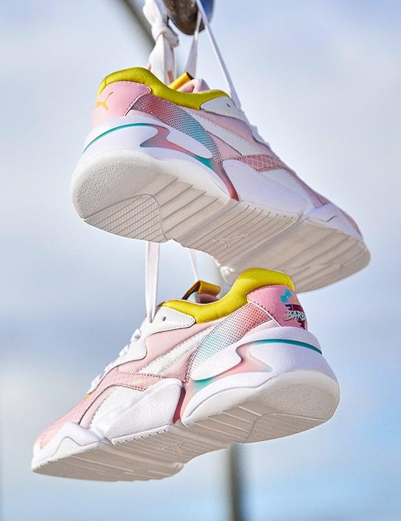 PUMAxBarbie Collection