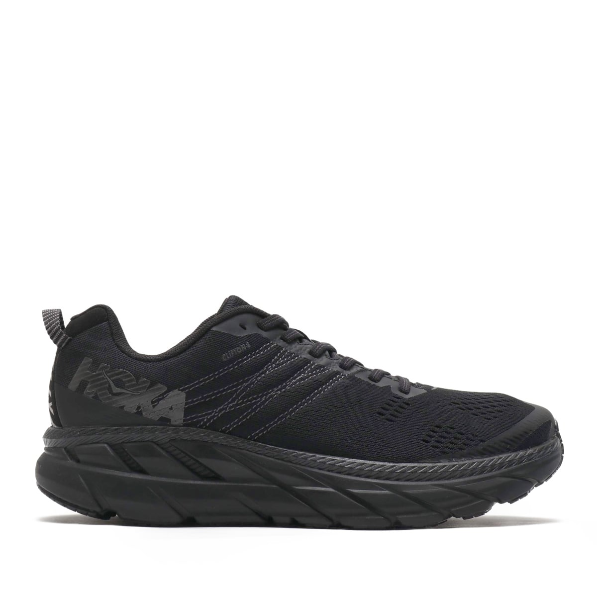 """HOKA ONEONE CLIFTON 6 BLACK 19FA-I""_photo_2"