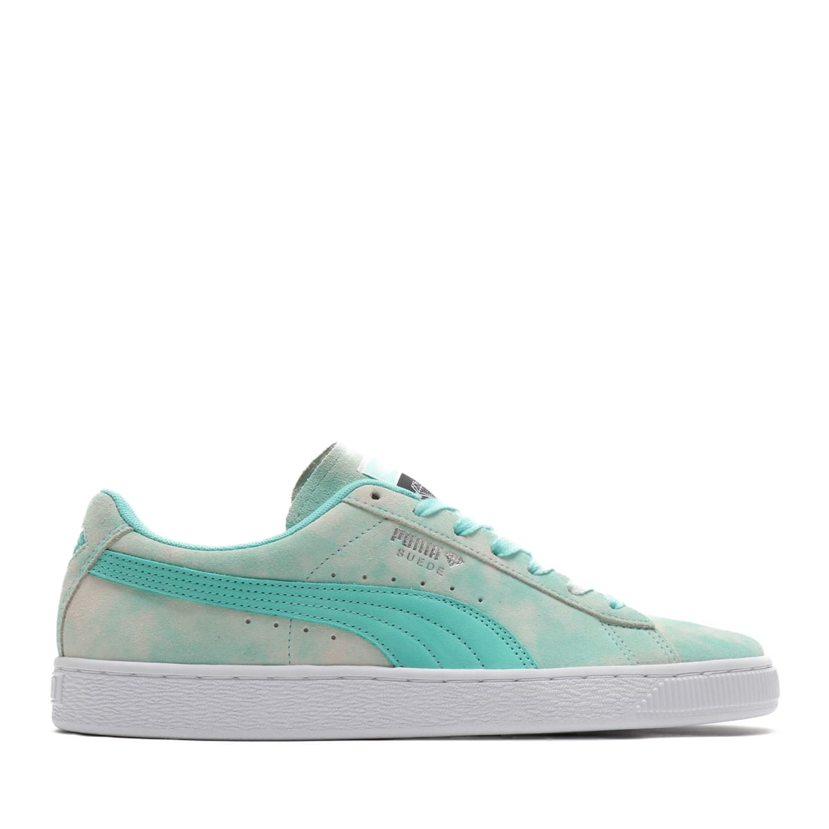 """PUMA SUEDE DIAMOND SUPPLY  DIAMOND BLUE- 19SU-S""_photo_2"