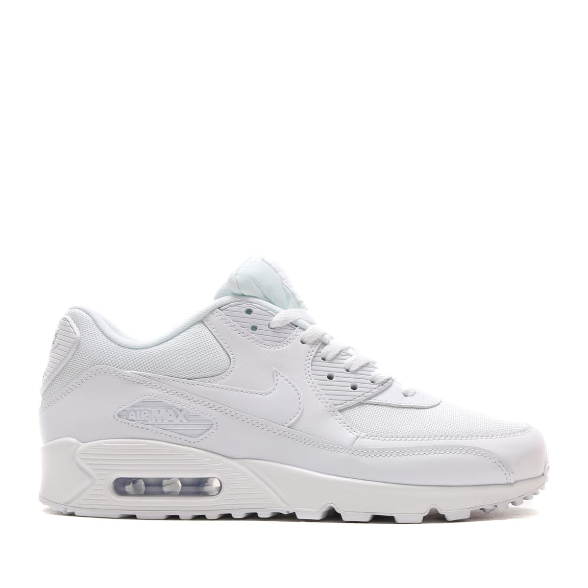 """NIKE AIR MAX 90 ESSENTIAL  WHITE/WHITE-WHITE-WHITE-WHITE-WHITE 18FW-I""_photo_2"