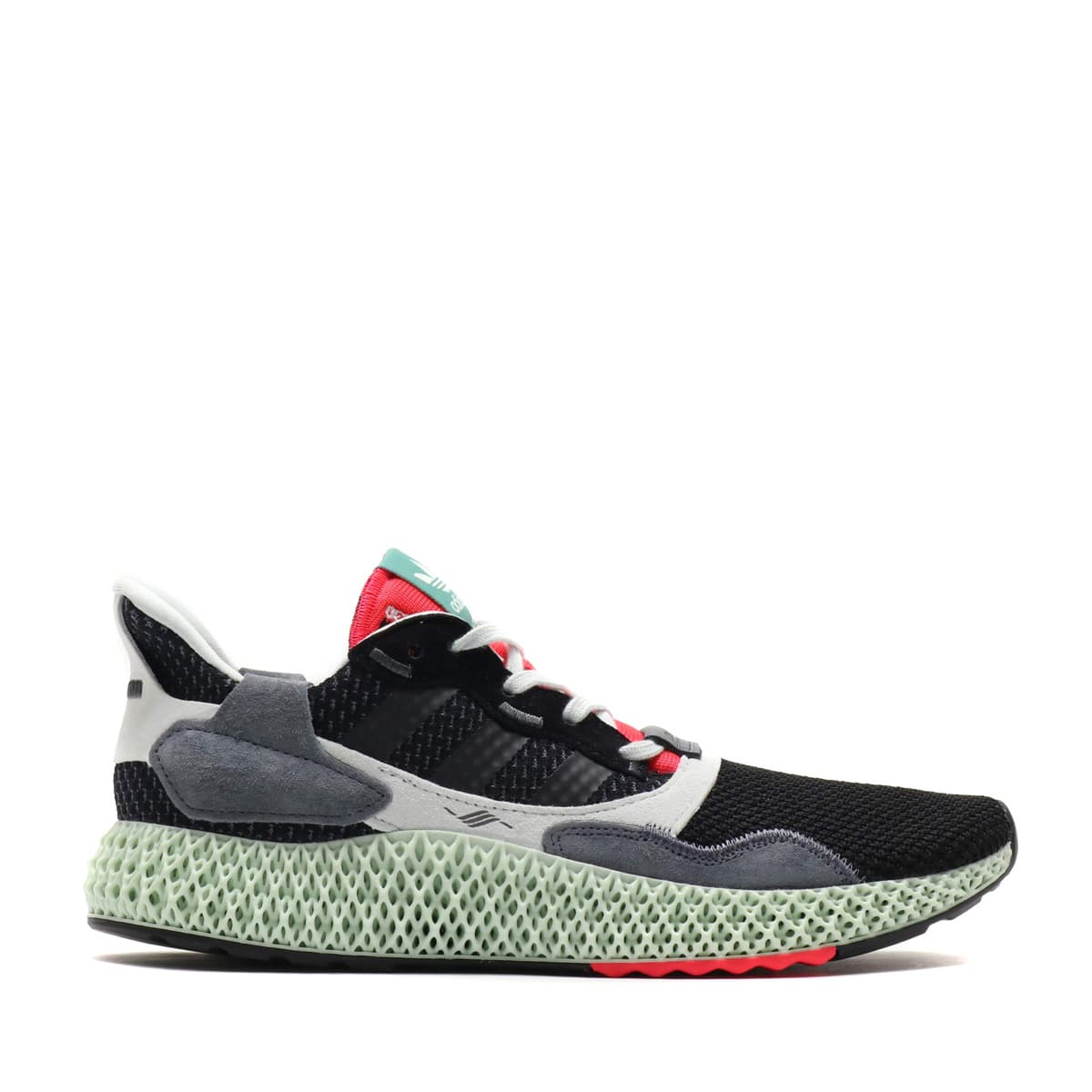 """adidas ZX 4000 4D Core Black/Onix/Running White 19SS-S""_photo_2"