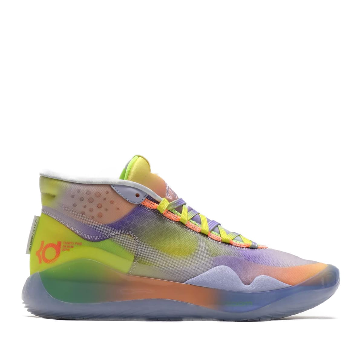 """NIKE ZOOM KD12 EYBL EP MULTI-COLOR/MULTI-COLOR 19FA-S""_photo_2"