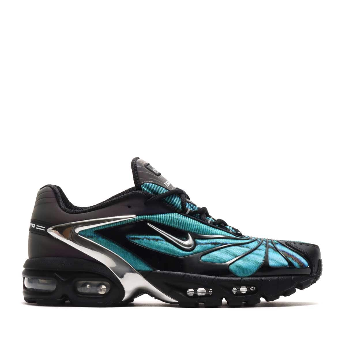 NIKE AIR MAX TAILWIND V / SKEPTA BLACK/CHROME 21SP-I