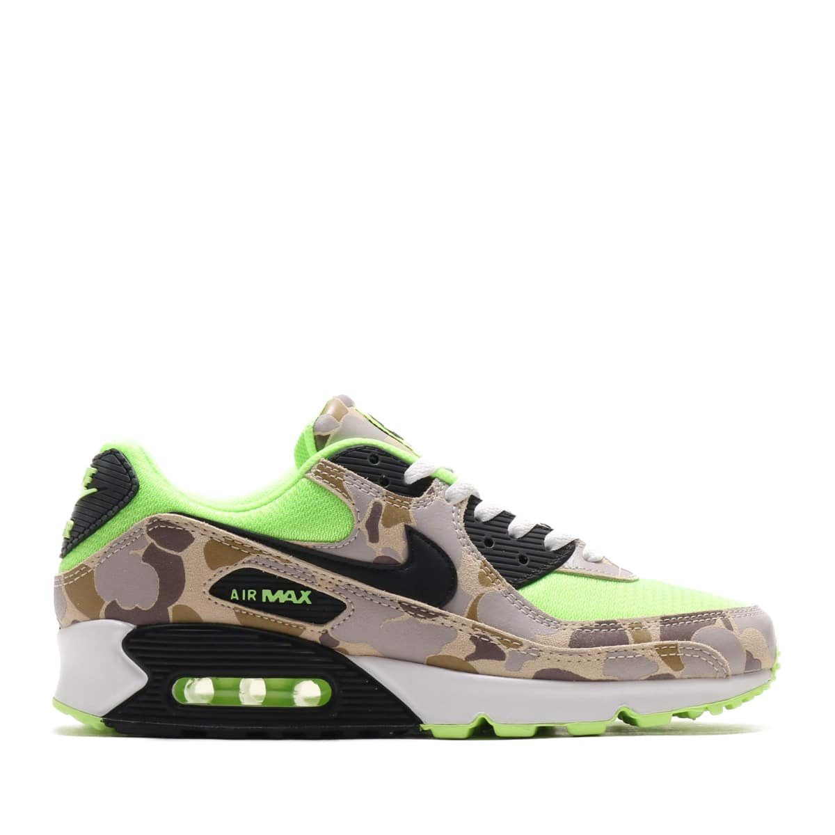 "NIKE AIR MAX 90 DUCK CAMO ""GHOST GREEN"""