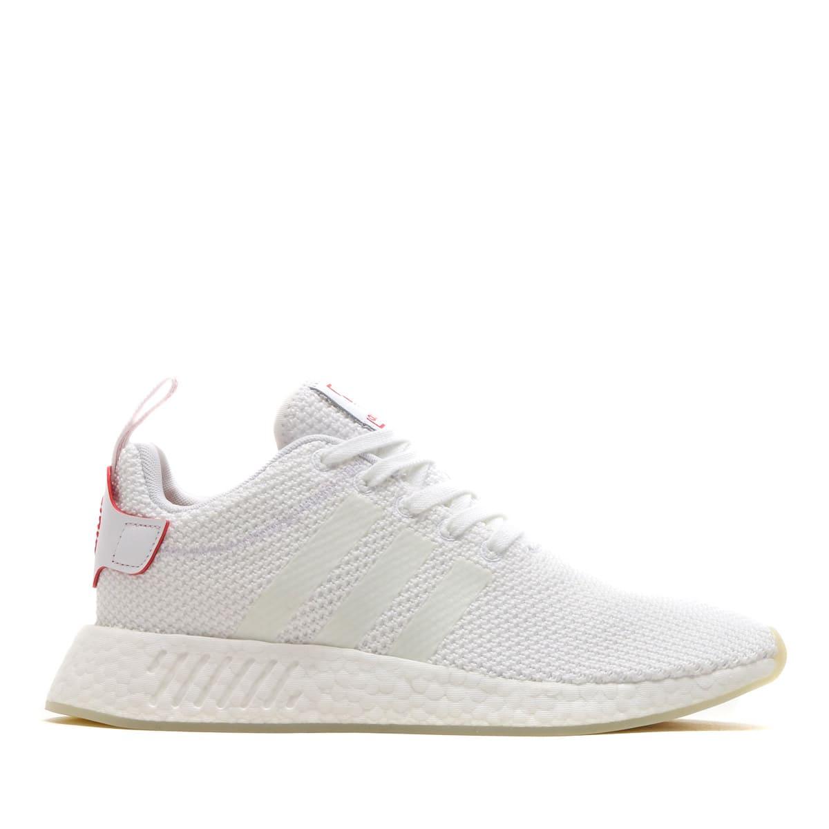ee95517fa adidas Originals NMD R2 CNY Running White Running White Scarlet