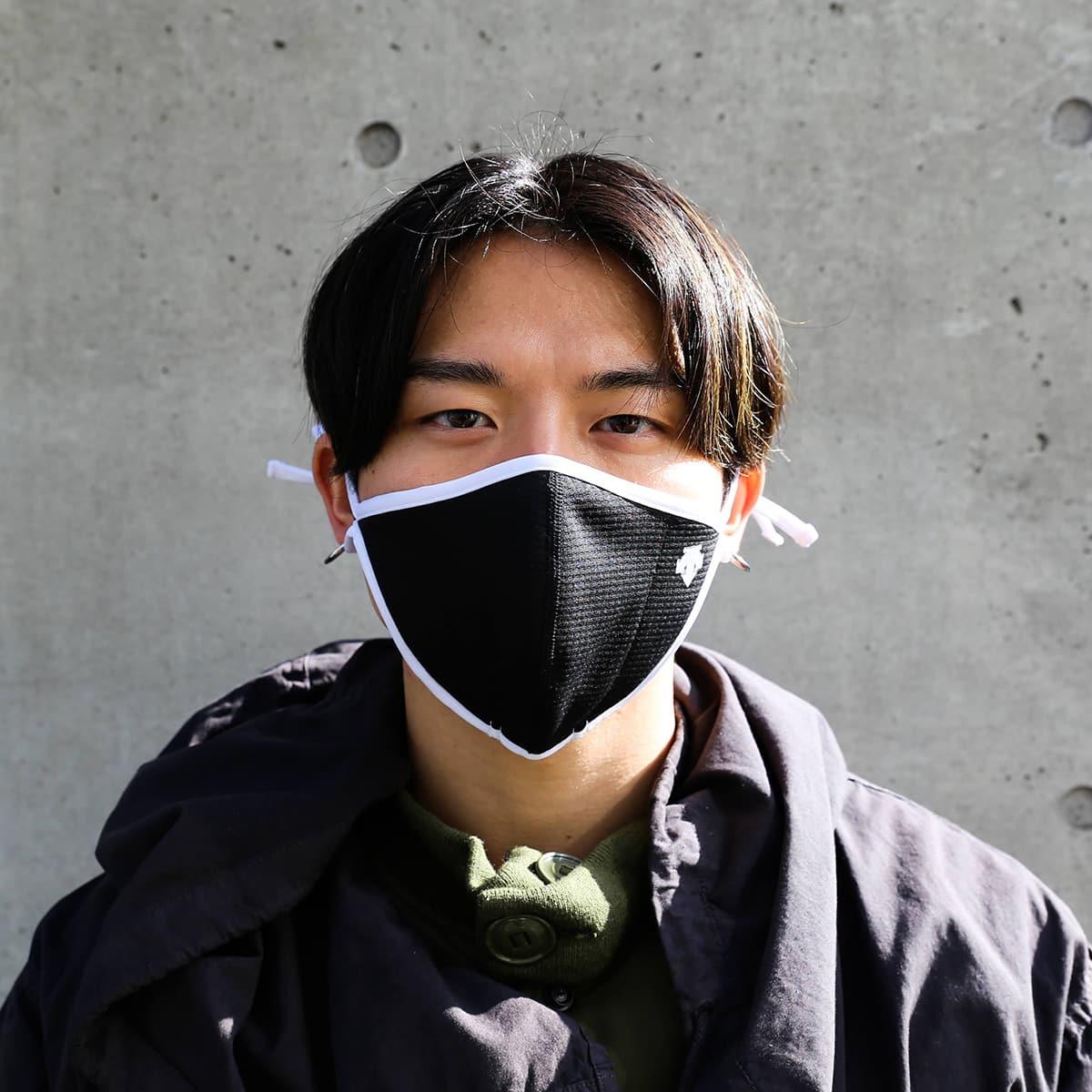 デサント マスク