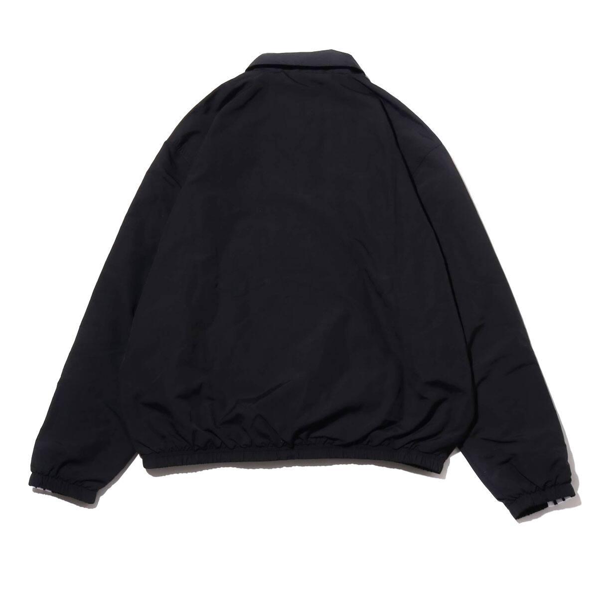 """""""adidas TREFOIL COACH JACKET BLACK/WHITE 19FW-I""""_photo_2"""