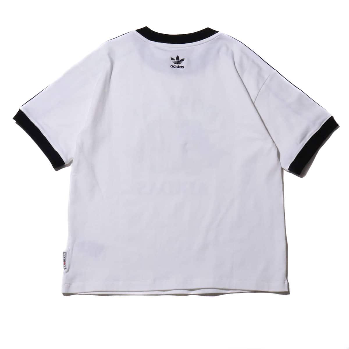"""""""adidas TEE WHITE 19FW-I""""_photo_2"""