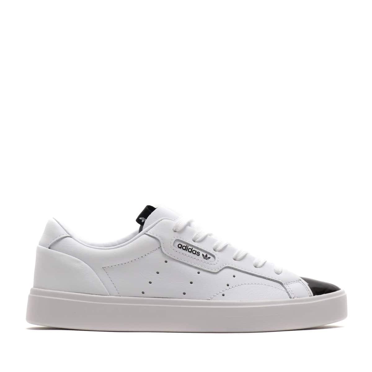 """""""adidas Originals SLEEK W RUNNING WHITE/RUNNING WHITE/CORE BLACK 19FW-S""""_photo_2"""