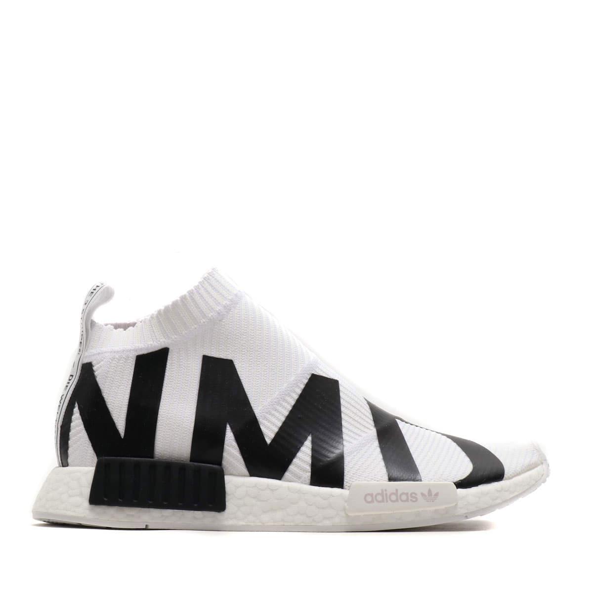 """adidas NMD_CS1 PK ランニングホワイト/ランニングホワイト/ブライトシアン 19SS-S""_photo_2"