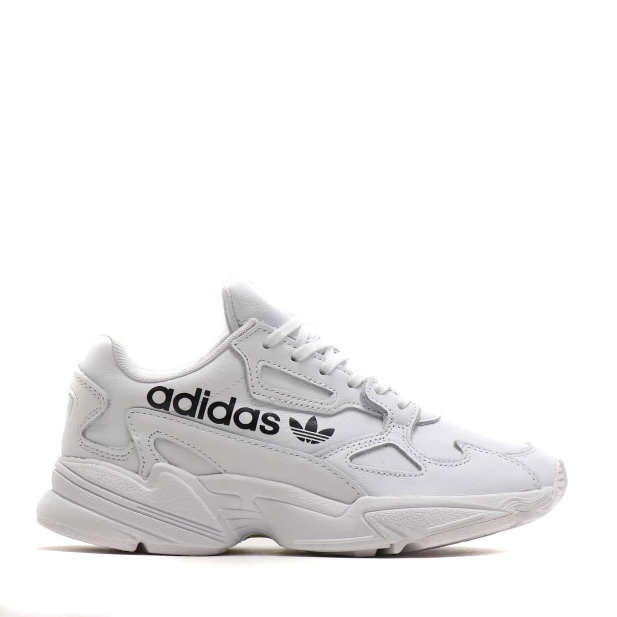 """adidas ADIDASFALCON W ランニングホワイト/ランニングホワイト/ブライトシアン 19SS-S""_photo_2"