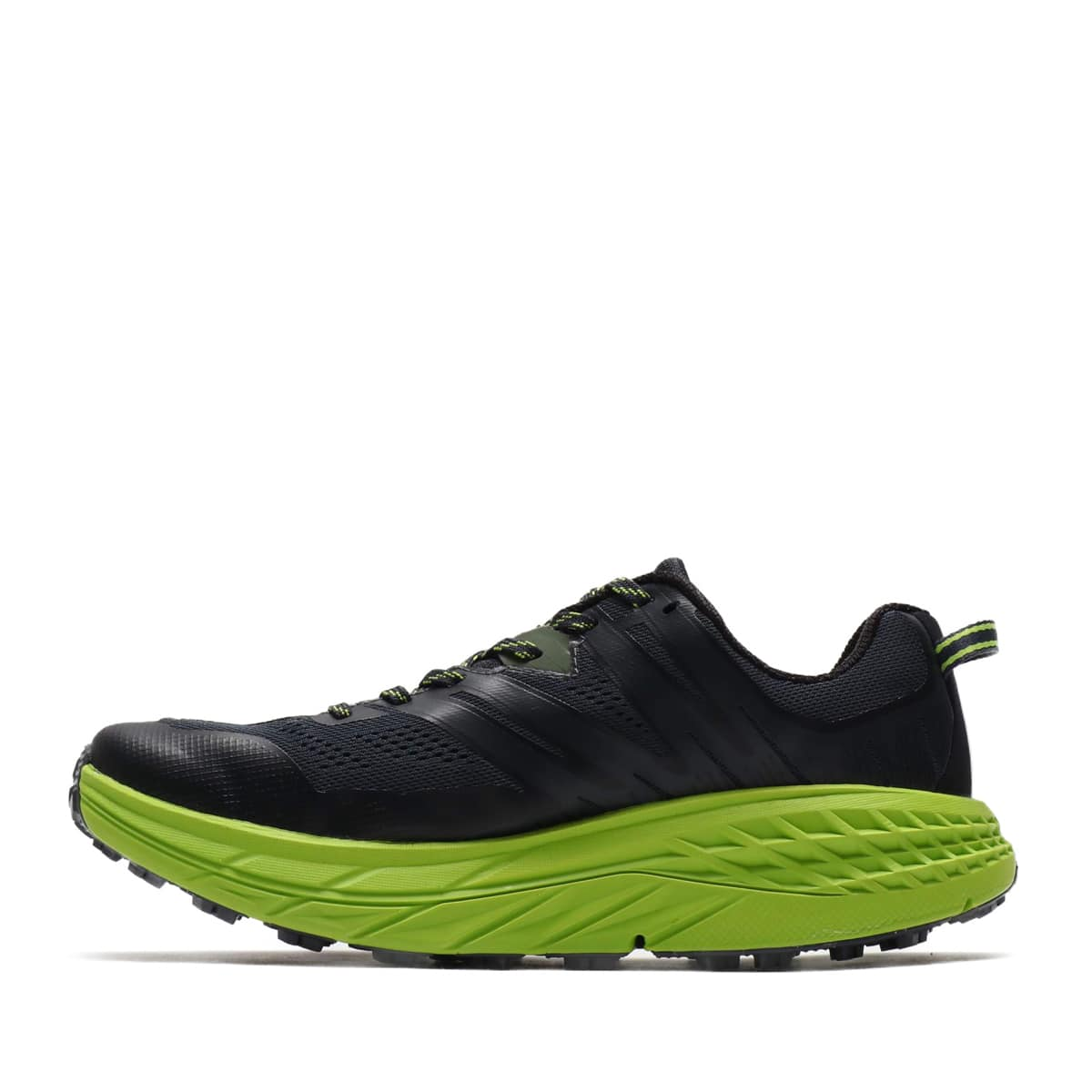 """HOKA ONEONE SPEEDGOAT 3 BLACK/YEL 19FA-I""_photo_3"